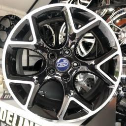 Jogo de rodas originais Ford Focus aro 17