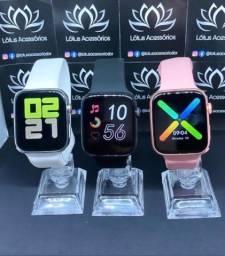 Smartwatch Iwo Max 13 X8 - Parcele em até 6x sem juros