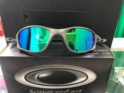Oculos Oakley Juliet Plasma g26 Lente