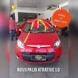 Super Promoção Novo Palio Atrative 1.0 completo !!