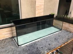 Reforma e up grade em aquario, terrario