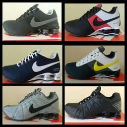 Tênis Nike Shox Júnior