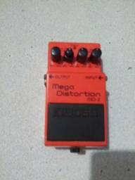 Pedal Mega Distortion Md2 Boss