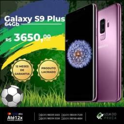 Samsung S9 PLus 128gb - Todas as Cores *LP