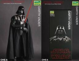 Darth Vader Articulado Escala 1/6 (30 Cm) Crazy Toys