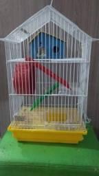 Gaiola para hamster + hamsters ball