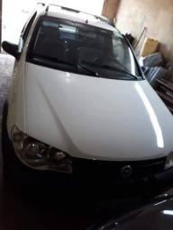 Fiat Strada branco 2007 - 2007