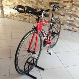 Bake, specialized vermelha triatlhon, super conservada