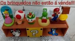 Prateleira do Mario 25 reais
