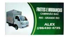 Fretes e Mudanças para todo Rio,Baixada,ligue 96430-4735