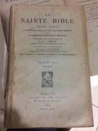 Coleção completa de La Sainte Bible Bíblia