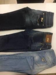 Desapego calças jeans