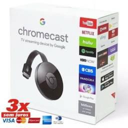 Promoção Chromecast 2 100%-original Hdmi 1080p