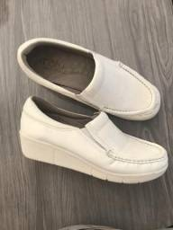 Sapato branco confort
