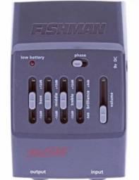 Fishman Pro Eq2 Pro Eq Ii Pré Amplificador para Violão