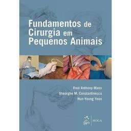 Foto 1 - Livro - Fundamentos de Cirurgia em Pequenos Animais Livro - Fundamentos de Cirur