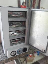 Vendo estufa semi nova
