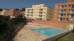 Apartamento à venda com 2 dormitórios em Jardim gabriela iii, Jandira cod:430541