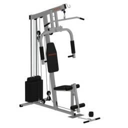 Estação de musculação athletic