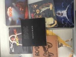CDs de Rock raros e bem conservados