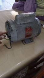 Motor 220 monofásico 1cv rpm 1730