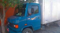 M. BENS 710 PLUS cor Azul Ano 2009 Bau Real 5,5