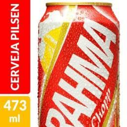 Vendo cerveja Brahma latão