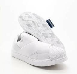 0c5056d74c8 Tênis adidas - Superstar Slip On Elástico - Lançamento