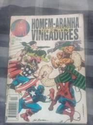 Hq - Grandes Heróis Marvel nº 44