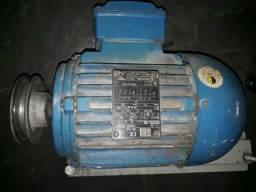 Motor weg 1cv BIVOLT 220/380