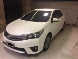 Toyota Corolla Xei Branco 2.0 Flex 16v Aut. 2015/2016   2016