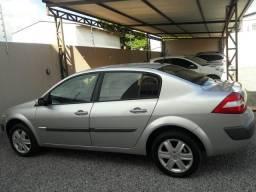 Renault Megane Dynamique 1.6, Flex, ano 2008/2009 - 2009