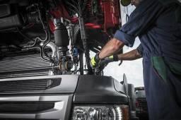 Mecânica de caminhões