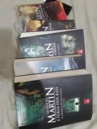 Box 5 Livros Game of Thrones
