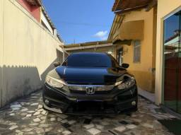 Honda civic 2018/2018 - 2018