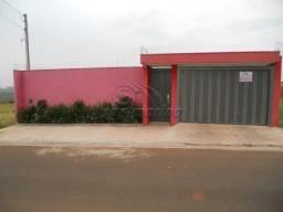 Casa para alugar com 2 dormitórios em Jardim monterrey ii, Jaboticabal cod:L4135