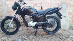 Vendo fan 125 completa - 2012