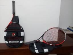 2 Raquetes de tênis Babolat