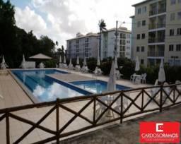 Apartamento à venda com 2 dormitórios em Abrantes, Camaçari cod:AP08709