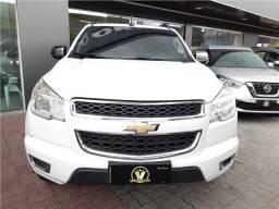 Chevrolet S10 2.8 ltz 4x2 cd 16v turbo diesel 4p automático - 2014