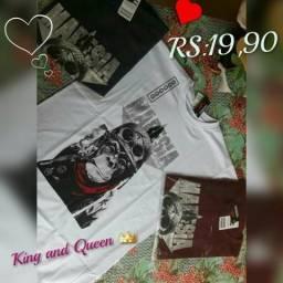 Camisetas 19,90