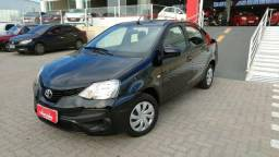 Toyota Etios 1.5 SD X 16V flex 4P manual 2019 - 2019