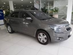 Chevrolet cobalt ltz 1.8 completo com gnv - 2015