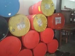 Tonel Metálico 200 litros Usado Tambor Barril Latão