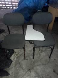 Vendo ótimas cadeiras novas para escola e escritório.