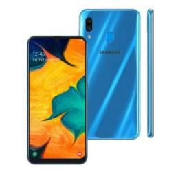 Galaxy A30 64GB Novo Lacrado