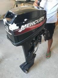 Motor de popa 15 Mercury