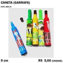 Caneta Garrafa Ben 10 Cute