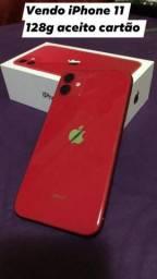 IPhone 11 128g (passo cartão)