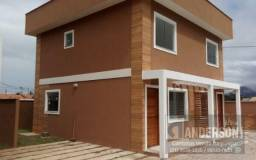 Oportunidade! Casas Duplex c/ 2 Qts, 2 Banh, Churrasqueira prox. Rua 1 e da Praia